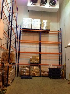 Vion Foods Plc Racking