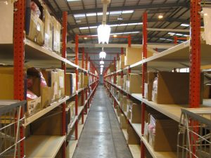 Project Management Long Span Racking