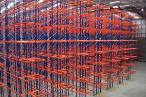 Narrow Aisle pallet racking 5
