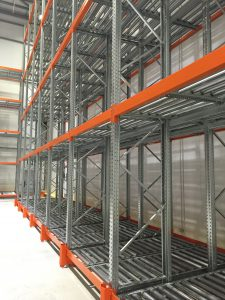 Push Back Pallet Racking 4