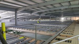 Warehouse & Mezzanine Floors