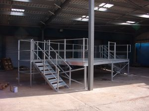 Retail Mezzanine Floors