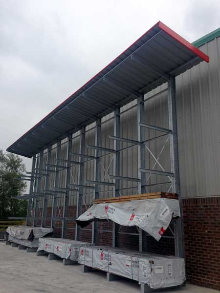External Racking Warehouse Storage Solutions Limited