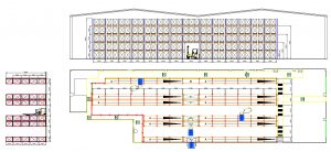 Turnkey Pallet Racking Layout from Warehouse Storage Solutions