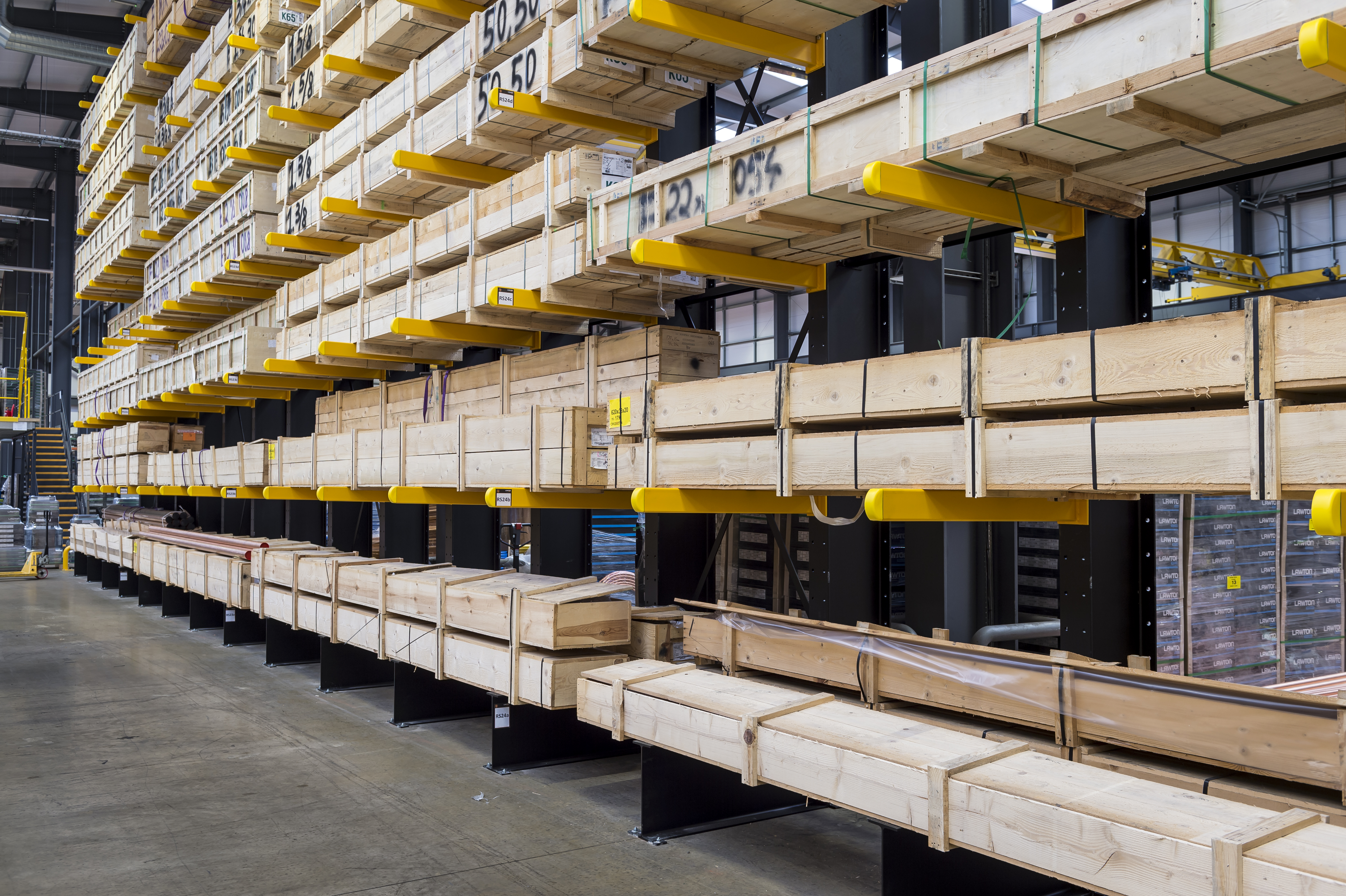 Project Management from Warehouse Storage Solutions