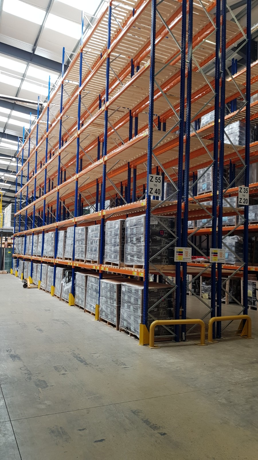 Double Deep Pallet Racking – What Is It?